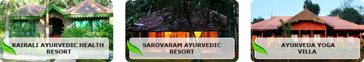 Kerala Ayurveda Resorts