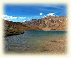 Chandratal Lake, Ladakh